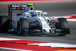 Valtteri Bottas, Williams FW38, avec le Halo