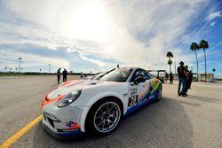 #28 MP1B Porsche 991 driven by Amadeo Quiros of Formula Motorsport