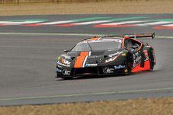 Lamborghini Huracan S.GT3 #25, Agostini-Spinelli, Antonelli Motorsport