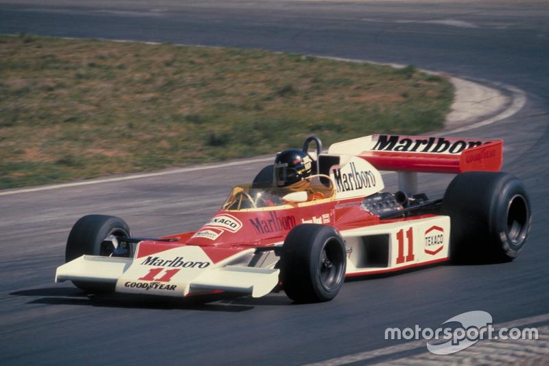 James Hunt, McLaren