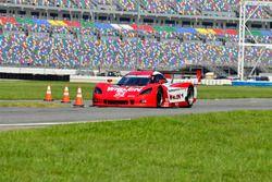 #33 FP1 Corvette Daytona Prototype driven by John Reisman of Hudson Historics