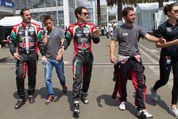 Ganadores de la pole: RGR Sport by Morand Ricardo Gonzalez, Filipe Albuquerque, Bruno Senna