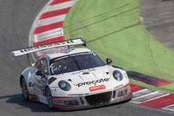 #911 Precote Herberth Motorsport, Porsche 991 GT3R: Alfred Renauer, Robert Renauer, Daniel Allemann,