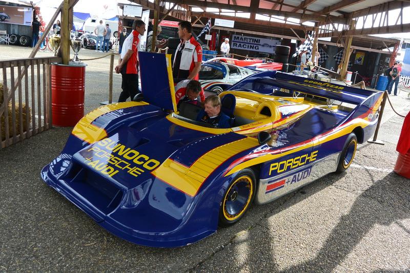 Gijs van Lennep, Porsche 917
