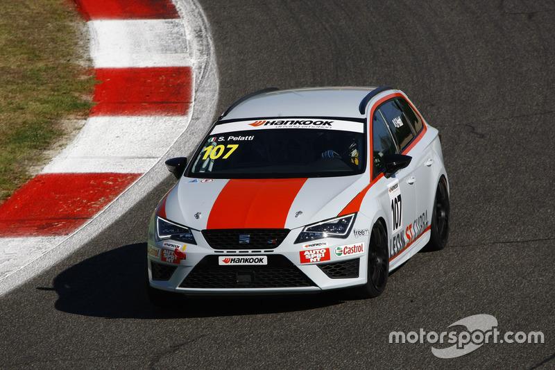 Sandro Pelatti, Seat Cupra ST-TCS