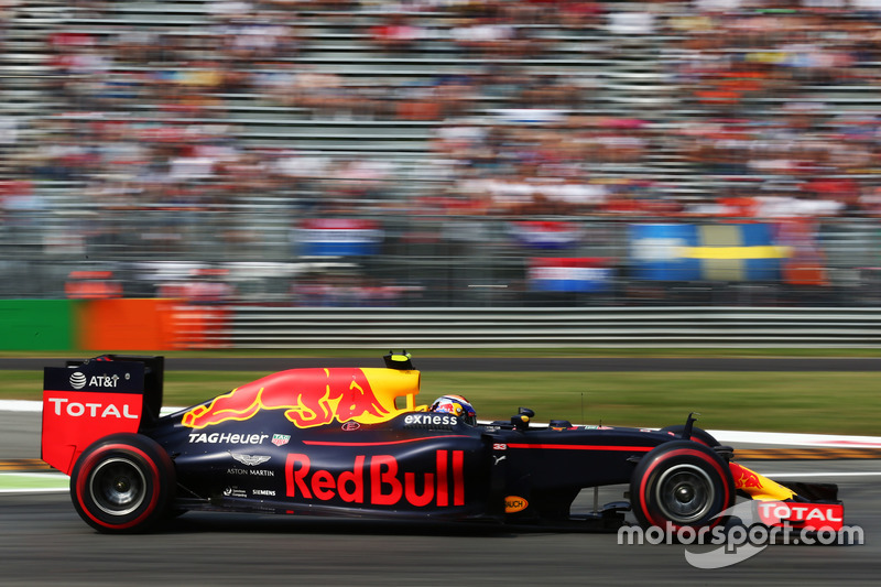 7: Max Verstappen, Red Bull Racing RB12