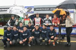 Juan Jose Ebarlin, Donto Racing Torino, Matias Rossi, Donto Racing Chevrolet, Laureano Campanera, Do