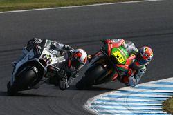 Yonny Hernandez, Aspar Racing Team, Alvaro Bautista, Aprilia Gresini Racing Team