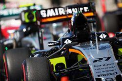Auto von Nico Hülkenberg, Sahara Force India F1 VJM09