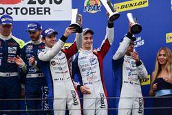 Podium: third place LMP3 #9 Graff Racing Ligier JS P3 - Nissan: Eric Trouillet, Paul Petit, Enzo Gui