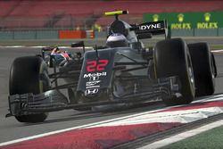 Screenshot du jeu vidéo F1 2016
