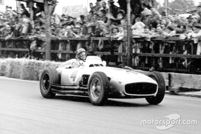 Campeón del Mundo en 1954