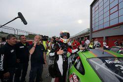 Il vincitore di Gara 2 Mattia Drudi, Dinamic Motorsport - Modena