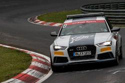 Audi RS6 Intervention Car