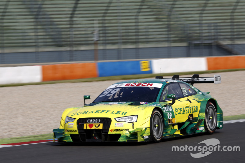 20. Mike Rockenfeller, Audi Sport Team Phoenix, Audi RS 5 DTM