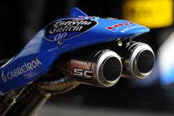 Moto de Estrella Galicia Moto3