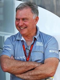Дэйв Райан, гоночный директор Manor Racing