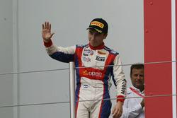 Marcos Siebert, Jenzer Motorsport en el podio