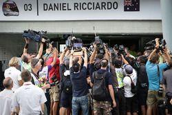 وسائل الإعلام حول حظيرة ريدبُل
