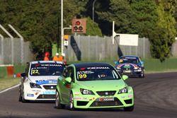 Seat Ibiza Cup #99 Franco Nugnes - Direttore Motorsport.com Italia