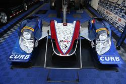 #60 Michael Shank Racing with Curb/Agajanian, Ligier JS P2 Honda: John Pew, Oswaldo Negri Jr., Olivi