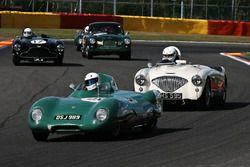 #28 Lotus XI Le Mans (1956): Jacques Naveau, Julien Naveau
