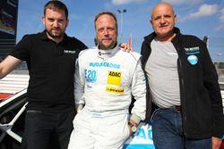 Daniel Schellhaas, 'Smudo', Thomas von Loewis of Menar, Porsche Cayman GT4