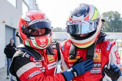 Fabio Francia e Cristian Ricciarini