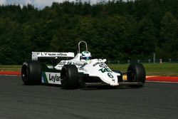 #6 Williams FW07C (1981): Nick Padmore