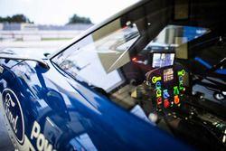 Detail, #66 Ford Chip Ganassi Racing Team UK Ford GT: Billy Johnson, Stefan Mücke, Olivier Pla