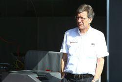 Ральф Юттнер, технический директор Audi Sport Team Joest