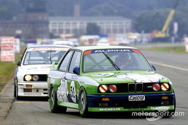Фабьен Жируа, Alpina BMW M3