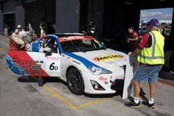 Michael Wedge, Steve Hay, Stephen Coe, Toyota 86 GTS ZN SER