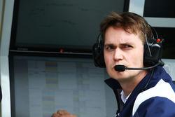 Sauber F1 Teamingenieur