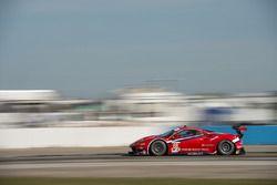 #68 Scuderia Corsa Ferrari 488 GTE: Alessandro Pier Guidi, Andrea Bertolini, Daniel Serra