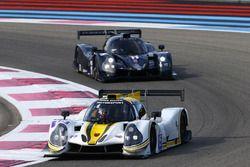 #15 RLR Msport Ligier JSP3 - Nissan: Marten Dons, Ossy Yusuf, Ross Warburton