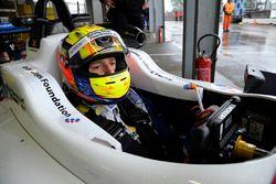 Ben Barnicoat, HitechGP Dallara F312 – Mercedes-Benz