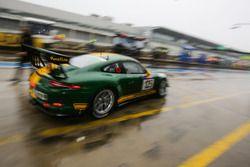 Georg Goder, Vincent Kolb, Martin Schlueter, Porsche 991 GT 3 Cup