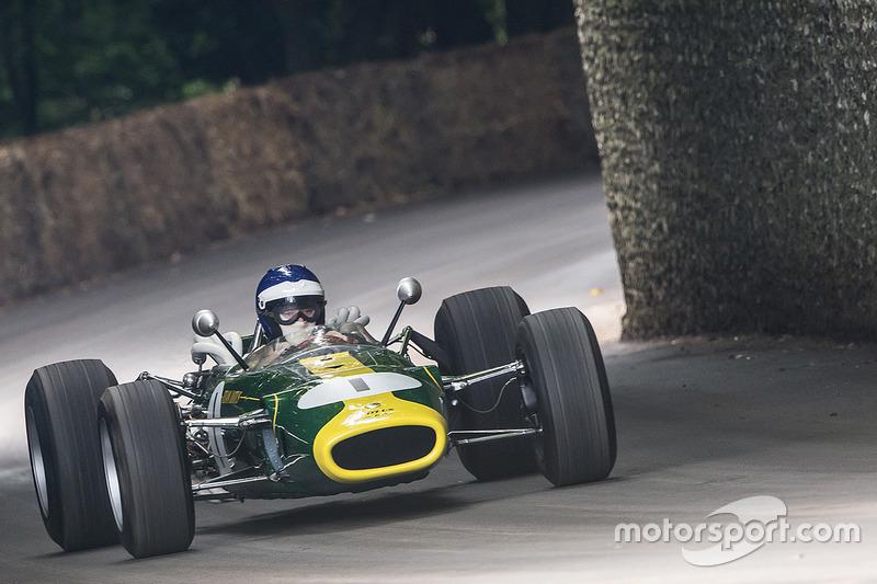 Lotus-BRM 43