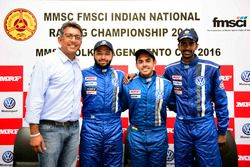 Ishaan Dodhiwala, Karminder Singh and Keith Desouza