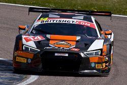 #14 Optimum Motorsport Audi R8 LMS GT3: Ryan Radliffe, Will Moore