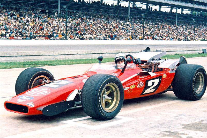 #53 Mario Andretti 1969