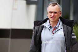 John McQuilliam, Manor Racing Technical Director