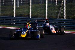 Santino Ferrucci, DAMS y Konstantin Tereschenko, Campos Racing