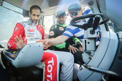 Khalid Al-Qassimi, Citroën World Rally Team