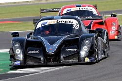 #10 Radical Works Team Radical RXC Turbo GT3: Colin Noble Jr., Steven Burgess