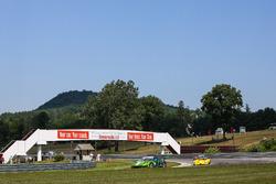 #540 Black Swan Racing, Porsche GT3 R: Tim Pappas, Andy Pilgrim