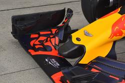 Red Bull Racing RB12 detalle de ala delantera
