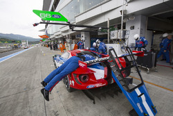 #66 Ford Chip Ganassi Racing Team UK Ford GT: Olivier Pla, Stefan Mücke