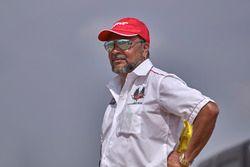 Satish Kothari, CMD of Godspeed Racing